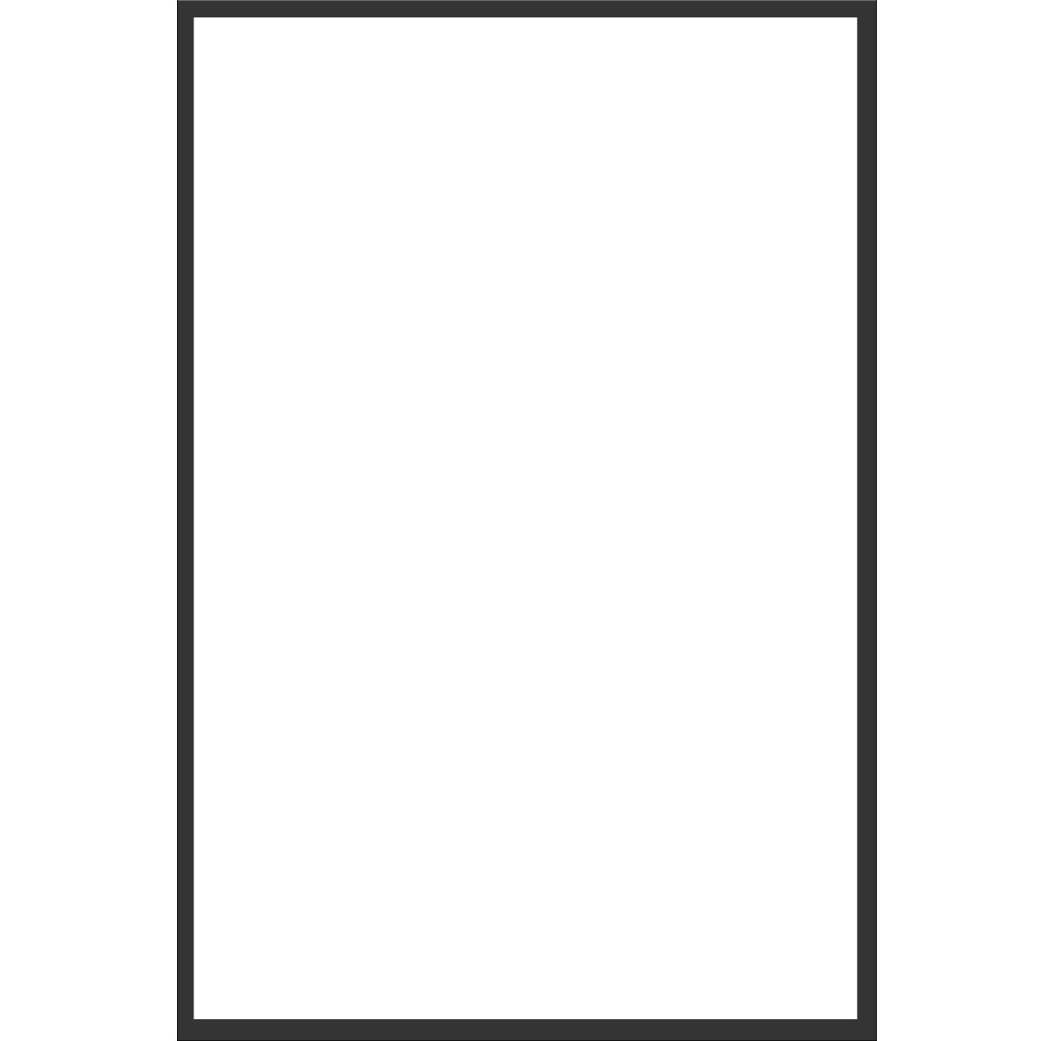 rechthoek-verticaal